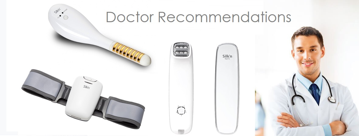 Doctor_Recommendations for silkn devices